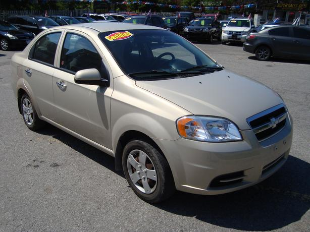2011 Chevrolet Aveo with Only 107000 KM !!!