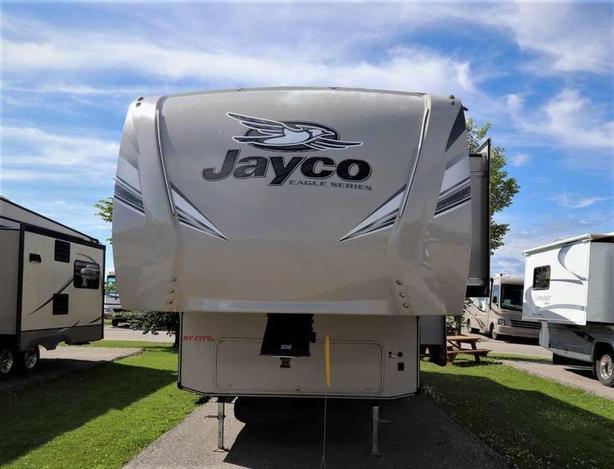 2018 Jayco EAGLE 29.5BHOK