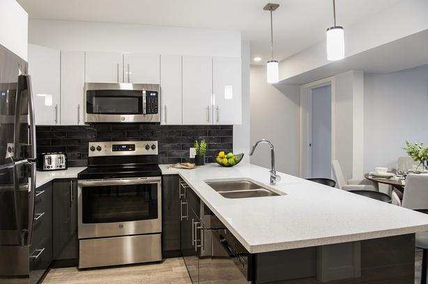 Brand New 1 Bedroom, 1 Bath in Langford - Starting At $1558