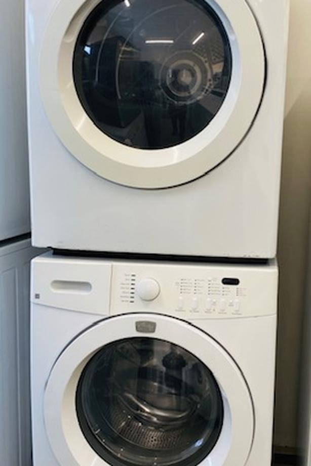 Two Frigidaire Affinity Washer & Dryer Sets
