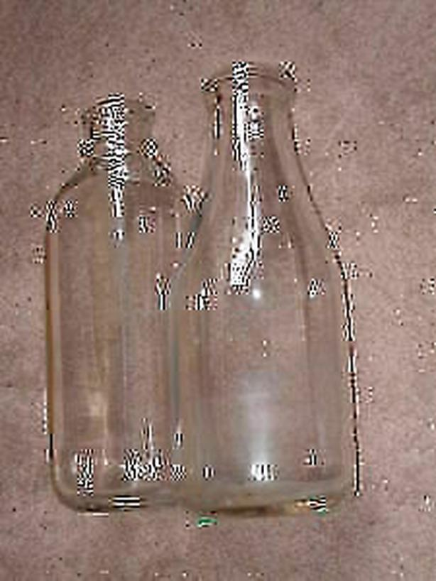 milk bottle,vintage ,