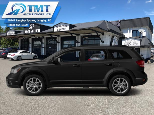 2017 Dodge Journey AWD 4dr SXT