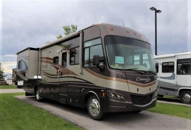 2007 Triple E COMMANDER 3509FB