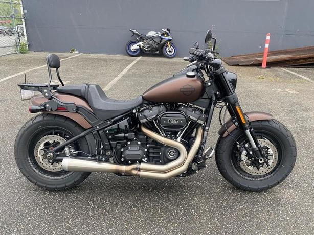 2019 Harley-Davidson FXFBS FAT BOB
