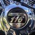 2018 Indian Motorcycle Chieftain Limited ABS Bronze Smoke with Graphics