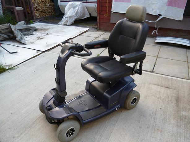 Celebrity X Scooter