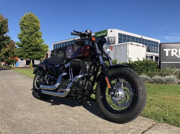 2015 Harley-Davidson XL1200X - Sportster Forty-Eight