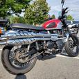 2015 Triumph Scrambler Standard