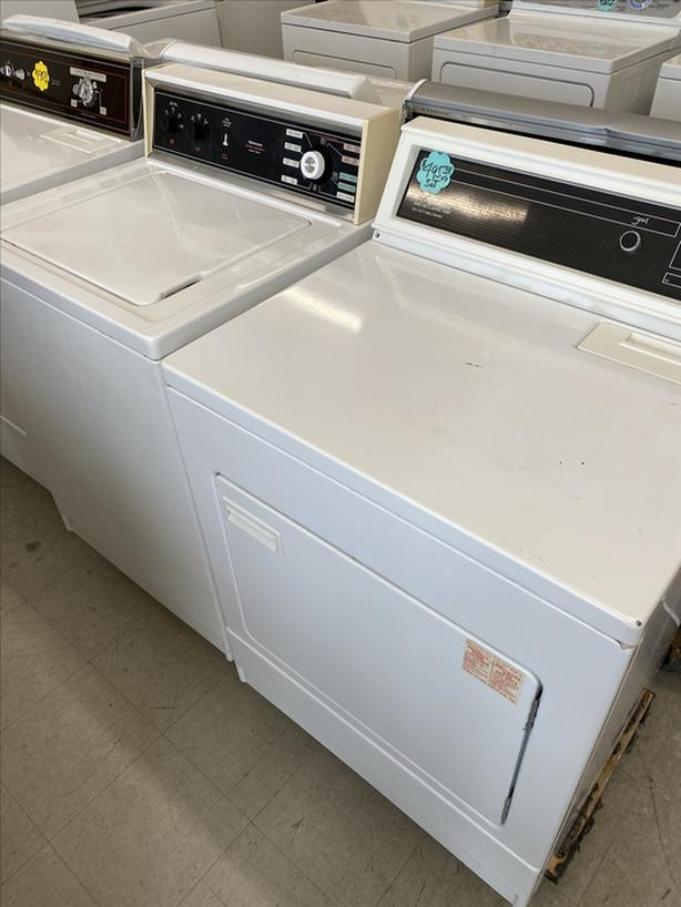 Economy Washer and Dryer Set
