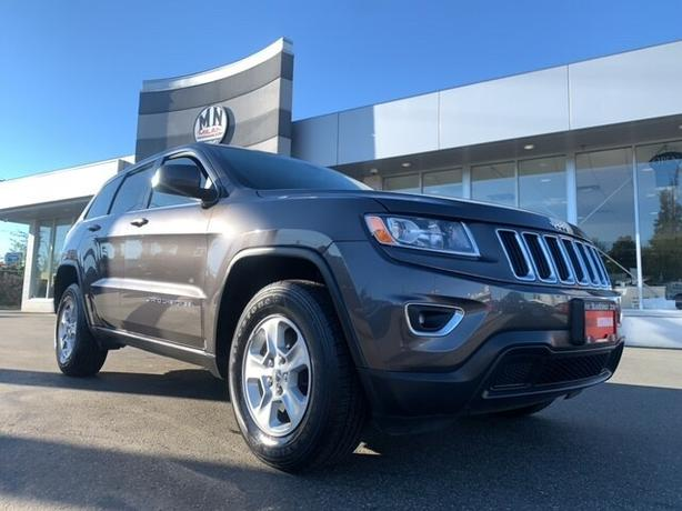 Used 2015 Jeep Grand Cherokee Laredo 4WD 3.6L V6 POWER SEAT 99KM SUV