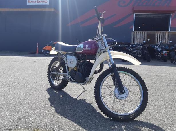 1977 Husqvarna 360 WIDE RATIO