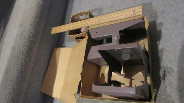 New heavy duty 2x4 sawhorse brackets²