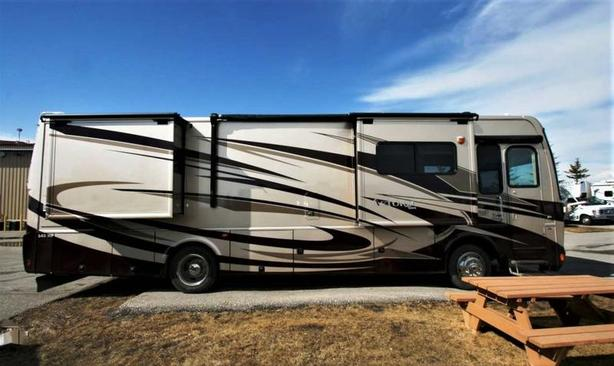 2011 Damon RV ASTORIA 3470