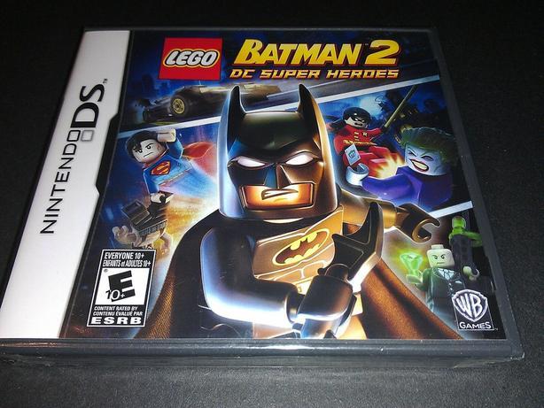 New Nintendo DS Lego Batman 2²