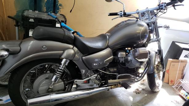 2003 Moto Guzzi California Titanium