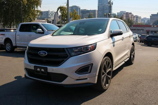 2015 Ford Edge Sport AWD - LOCAL BC SUV - NO ACCIDENTS!