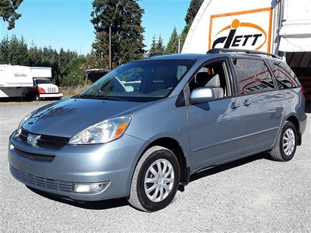 2004 TOYOTA SIENNA CE LIVE FOR AUCTION!