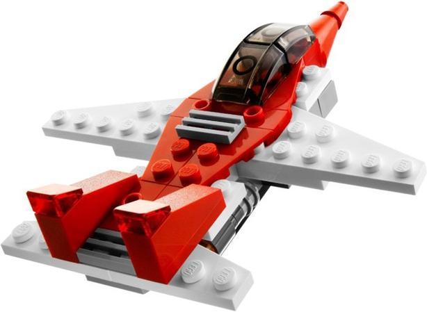 Lego 6741-1 Mini Jet