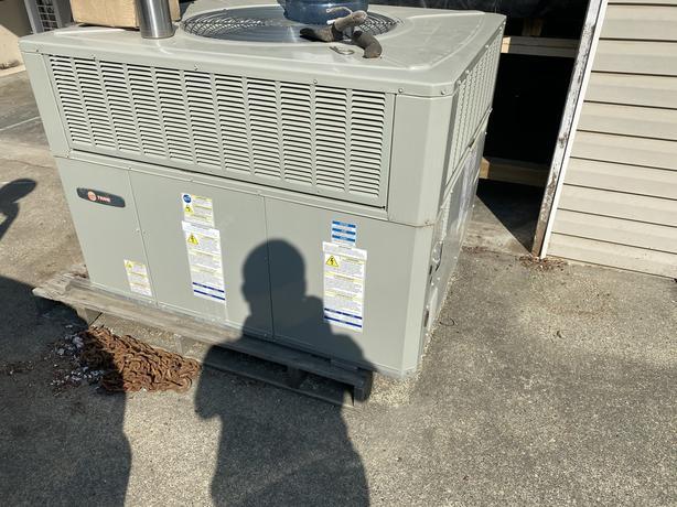 Brand New Rooftop HVAC