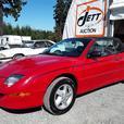 1997 Pontiac Sunfire SE Convertible LIVE FOR AUCTION!