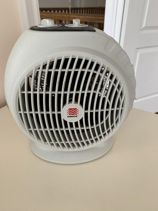 Warmwave heater