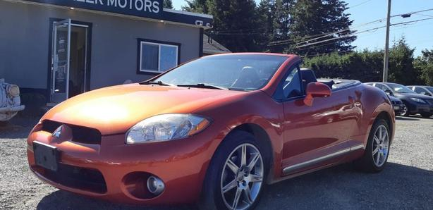 2008 Mitsubishi Eclipse Black Creek Motors