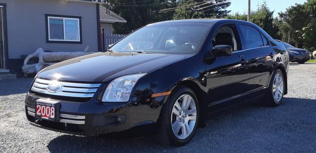 2008 Ford Fusion SEL AWD Black Creek Motors