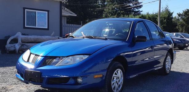 2003 Pontiac Sunfire SL Black Creek Motors