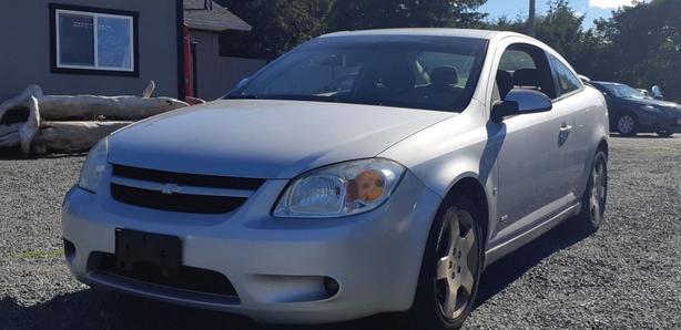2007 Chevrolet Cobalt SS Black Creek Motors