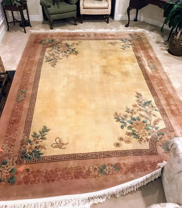 Two Rugs For Sale