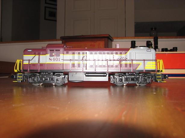 Canadian Pacific RS-3
