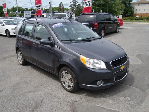 2011 Chevrolet Aveo with Only 100500 KM !!!