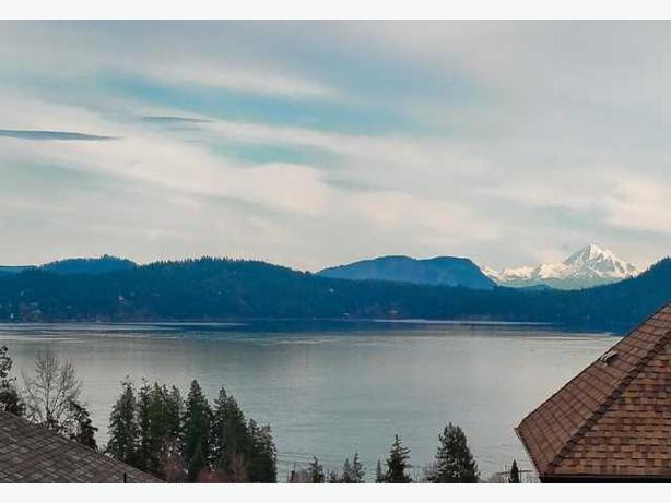 Ocean View Lot Crofton, BC