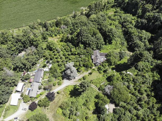 12 acres adjacent to the Golf Course in Cowichan Bay with ocean views!!!