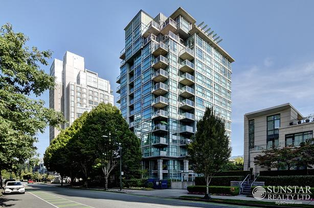 West End Furnished 1 Bed 1 Bath Condo w/ Views @ Lord Stanley (503)