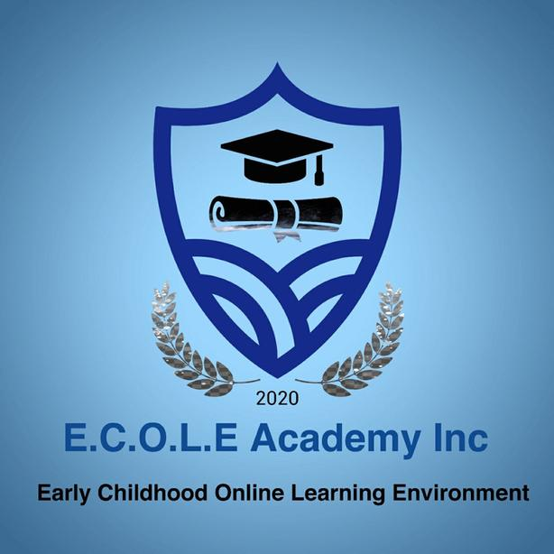 E.C.O.L.E. Academy Inc. Early Childhood Online learning Environment