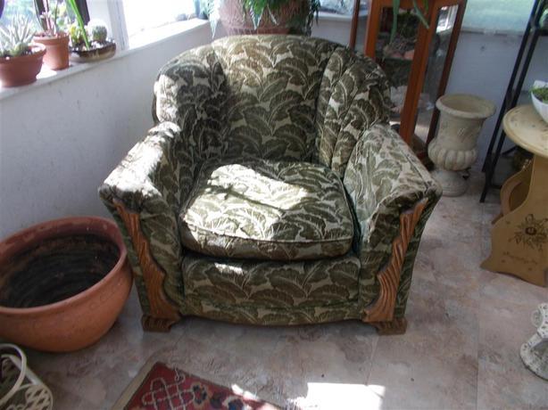 1940's Vintage Chair
