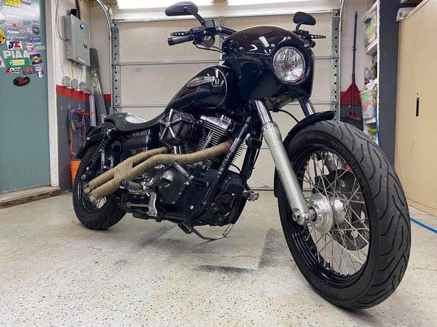2010 Harley Davidson Dyna Superglide