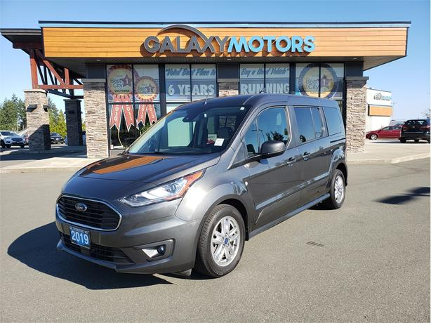 2019 Ford Transit Connect XLT - 6 Passenger, Navigation, Heated Front Seats
