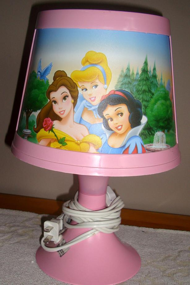 Disney Princess Projection Lamp (Sweet Dreams) - $30