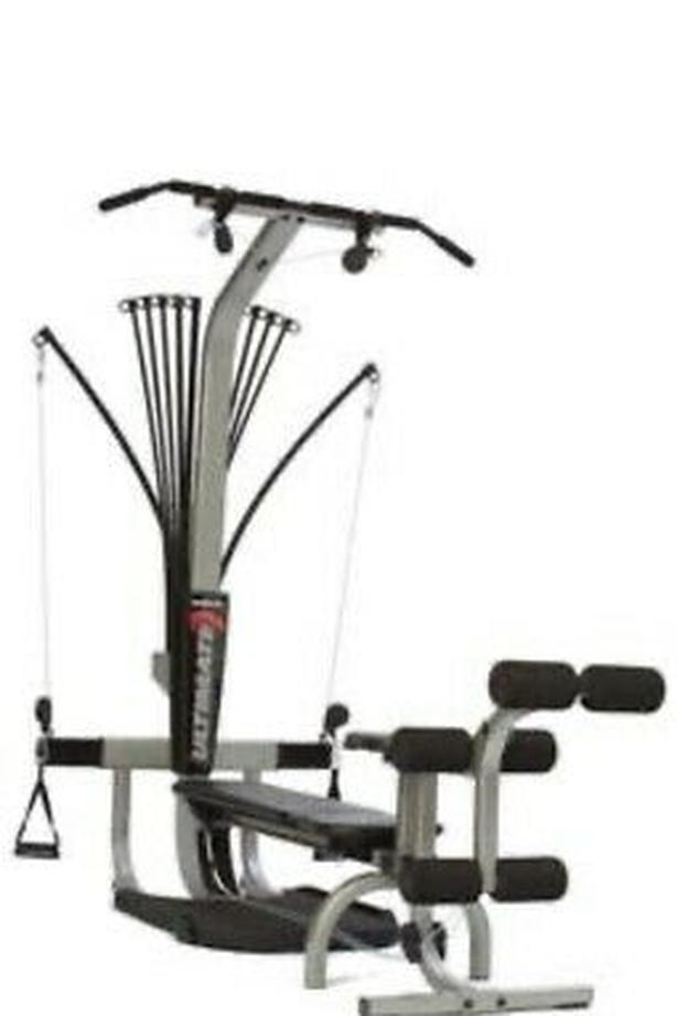 MINT Bowflex Ultimate with ALL attachments/weights