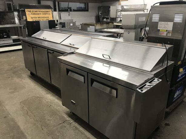 PARKSVILLE NEW & USED RESTAURANT EQUIPMENT POP UP SHOP FALL 2020