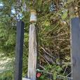 Outdoor Pole Lights and Hardware