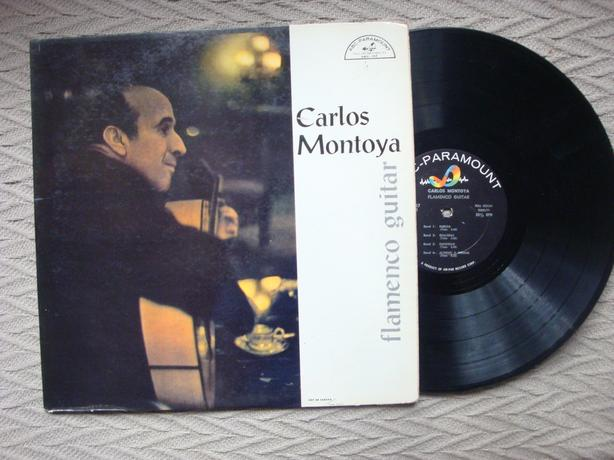 "2 Records- ""Carlos Montoya"" and ""The Don Shirley Trio"""