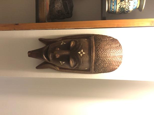 original wall mask bought from South Africaaaa