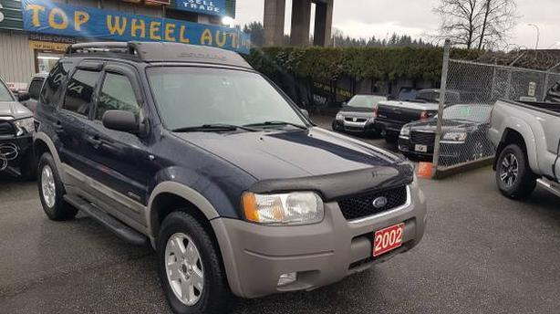 2002 Ford Escape 4X4, 144K's, free warranty REDUCED PRICE
