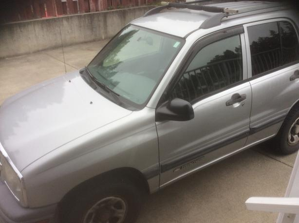 2004 Chevy tracker for sale