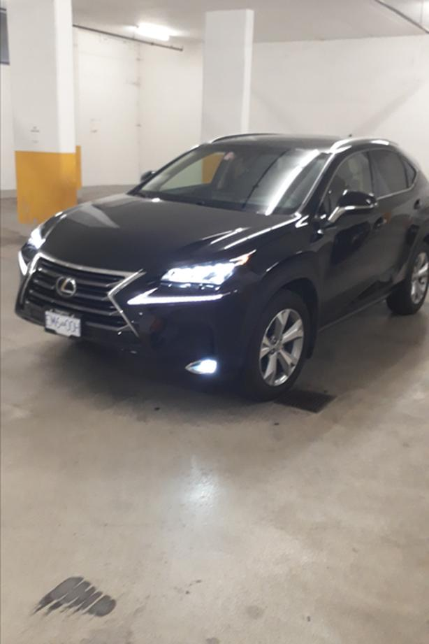2017 Lexus NT200t Executive Package
