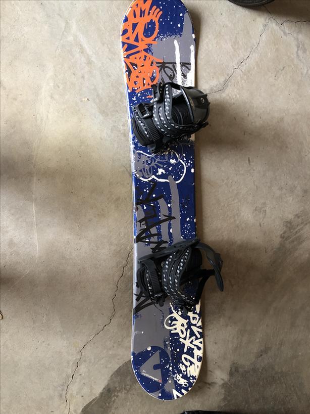 Airwalk snowboard