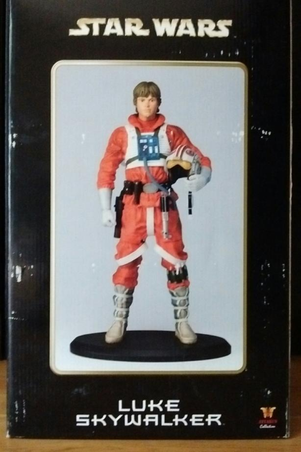 ATTAKUS LUKE SKYWALKER LIMITED EDITION 226/1500